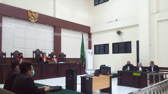 2 Hakim dan 4 Staf Terpapar Covid-19, Pengadilan Negeri Ambon Ditutup Sepekan