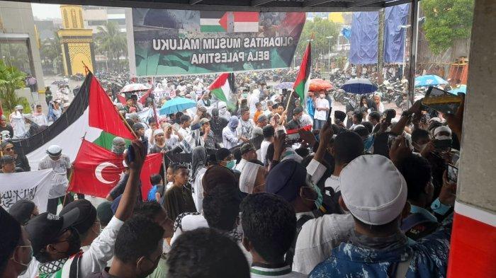 MUI Maluku Desak MUI Pusat Nyatakan Sikap Resmi Dukung Perjuangan Palestina