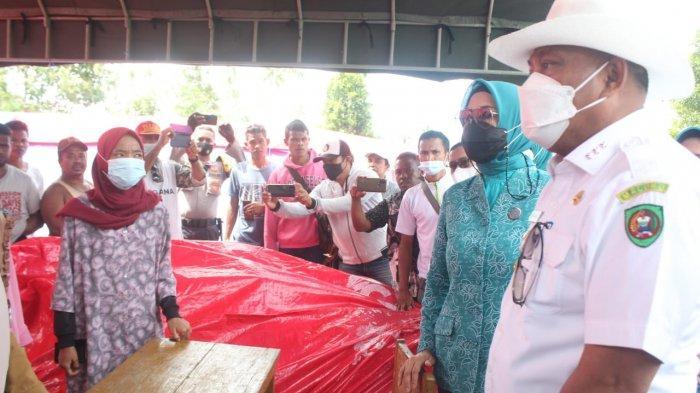 Warga Terdampak PPKM di Maluku Kebagian 10 Ribu Paket Sembako dari Pemerintah Pusat