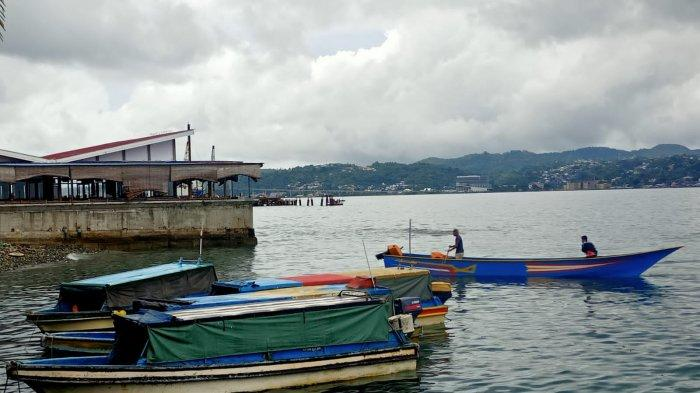 Cuaca Buruk di Tengah Pandemi, Pendapatan Speedboat di Ambon Turun Hingga 60 Persen