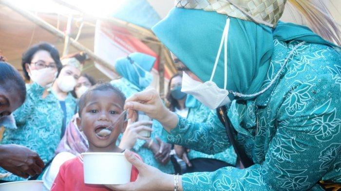 Widya MI Minta Ibu Hamil Jaga Pola Makan untuk Turunkan Angka Stunting di Maluku