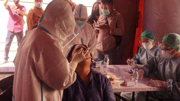 10 ASN Pemprov Maluku Positif Rapid Antigen, Pemkot Ambon Pilih Rapid Antibodi