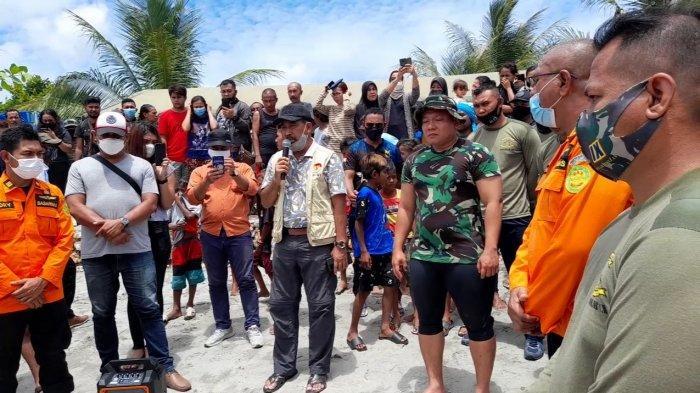 Dua Pekan, 2 Warga Meninggal di Teluk Ambon, Termasuk Kolonel Marinir Sahabat Jenderal Nono Sampono