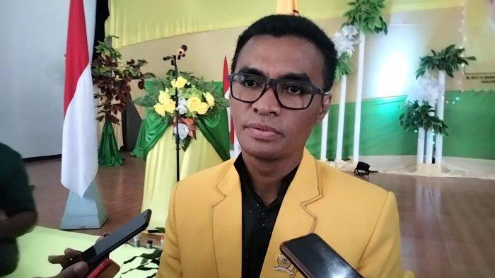 Ketua DPD Golkar Maluku Tengah Kecewa Tuasikal Abua Tidak Hadiri Pelantikan Pengurus Partainya