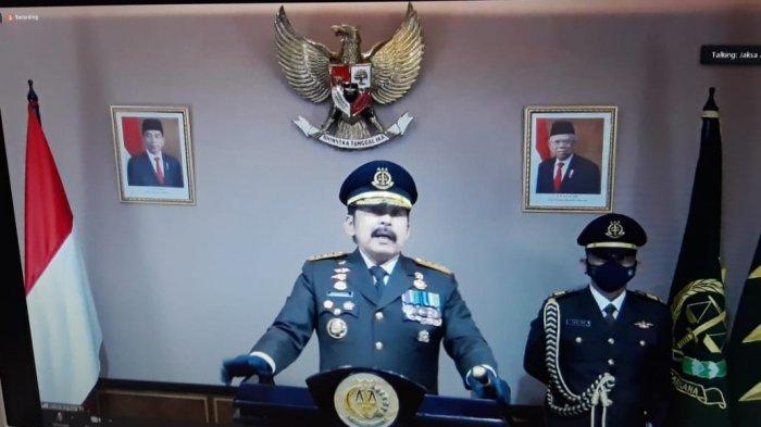 PPKM Mikro di Berbagai Wilayah, Kejati Maluku Peringati Hari Bhakti Adhyaksa ke-61 Tahun 2021