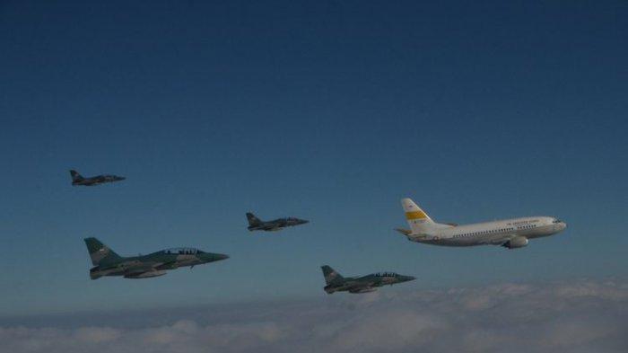 Kemenhan Tambah 6 Unit Pesawat T-50i dari Korea Selatan