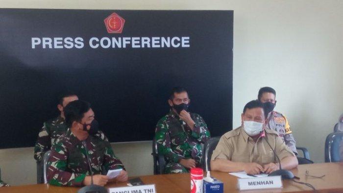 Prabowo Ungkap Dalam Waktu Dekat Alutsista 3 Matra TNI Dimodernisasi