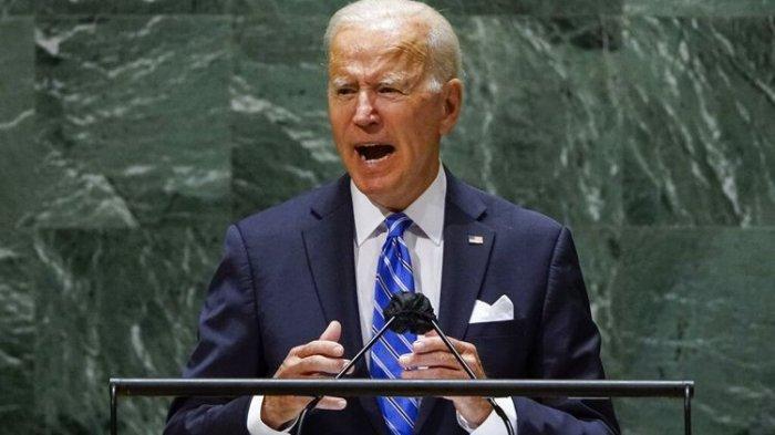 Sidang Umum PBB, Joe Biden Nyatakan Dukungannya terhadap Kemerdekaan Palestina