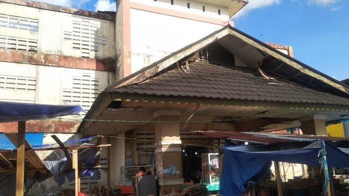 Revitalisasi Pasar, Gedung Putih Mardika Akan Dibongkar April Mendatang