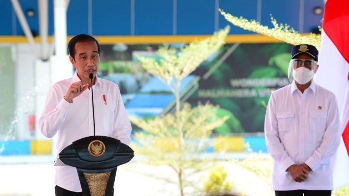 Jokowi: Tidak Boleh Lengah, Tak Boleh Menyepelekan Covid-19