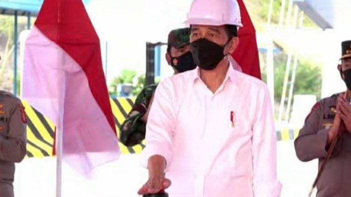 Jokowi Sebut Rencana Pemindahan Ibu Kota Negara Terus Jalan, Butuh Waktu 15-20 Tahun