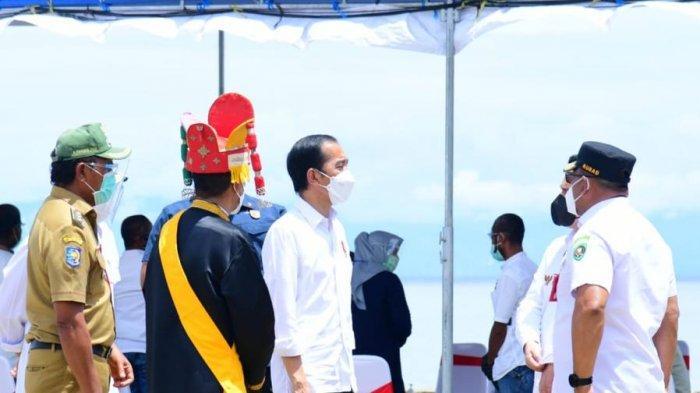 Murad Akan Bertemu Jokowi Bahas Pengembangan Kawasan Pusat Perikanan Terpadu di Maluku
