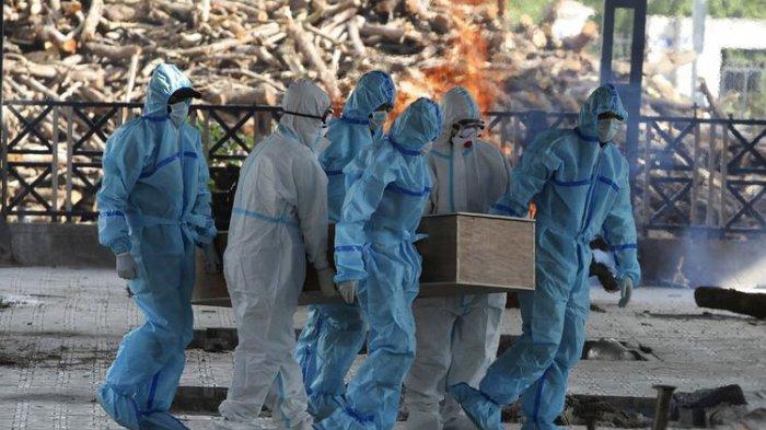 Ahli Pandemi Sarankan India Berlakukan Lockdown dan Bangun Rumah Sakit Sementara Seperti China