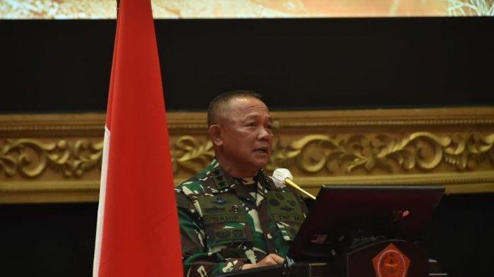 Jokowi Resmi Lantik Ganip Warsito sebagai Kepala BNPB Gantikan Doni Monardo