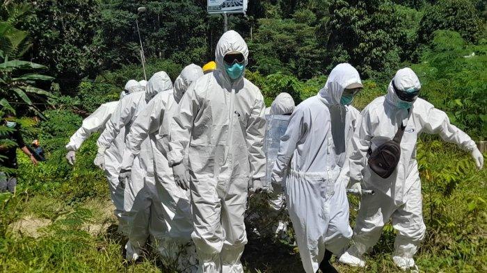 Kematian Akibat Covid-19 Meningkat, Ombudsman Maluku Ingatkan Pemkot Terkait Krisis Lahan Pemakaman