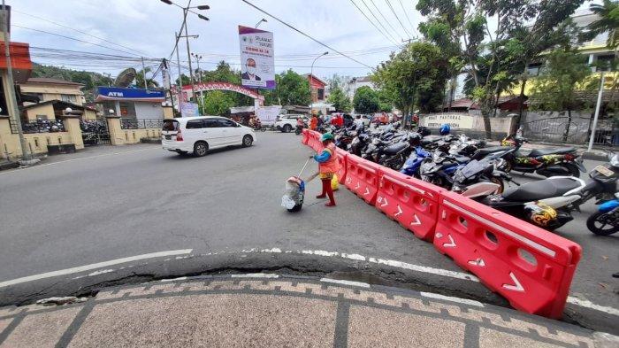 Sambut Sekolah Tatap Muka, Dishub Ambon Minta Kepolisian Buka Jalan Pattimura-Rijali