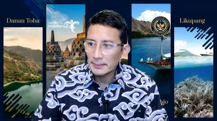 Tingkatkan Ekonomi Warga Ende NTT, Sandiaga Uno Apresiasi Program Co-Firing PLN