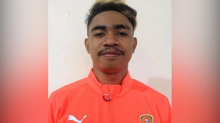 AMBO: Evannelo Sameaputty (20), atlet cabang olahraga anggar.