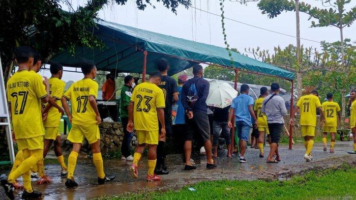 Sempat Tertunda, Panitia Liga 3 Belum Pastikan Jadwal Laga Dolorossa FC Kontra Hila Putra