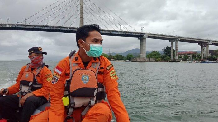 Pencarian Naruto Masuk Hari Ke-7, Tim SAR Sisir Teluk Ambon