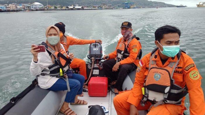 Pencarian Hari ke-4 di Kawasan Teluk Ambon, Naruto Belum Juga Ditemukan
