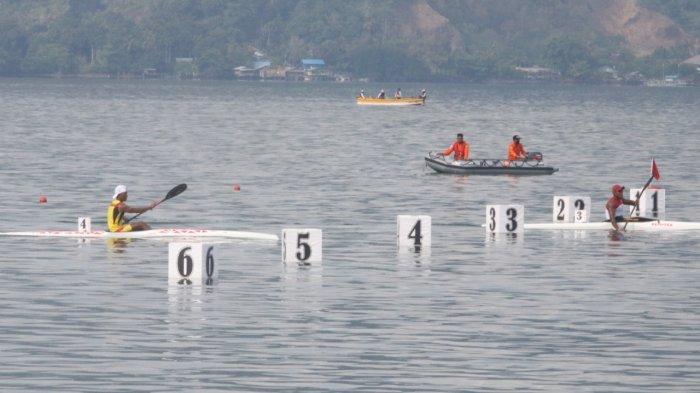 Erwin Tamaela Melaju ke Semifinal Kayak PON XX