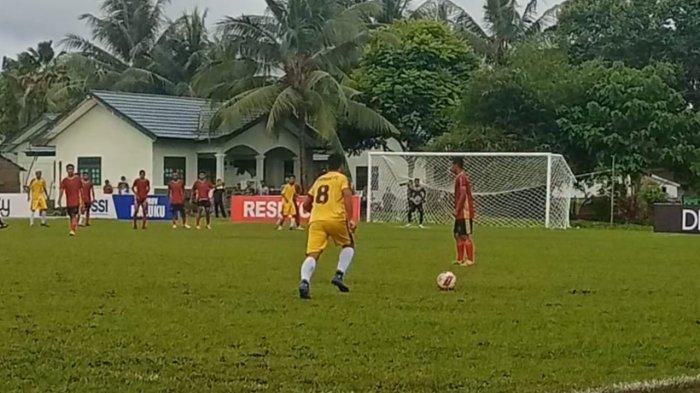 Di Luar Ekspektasi, Siwalima FC Ditundukan Wainuru dengan Skor Tipis