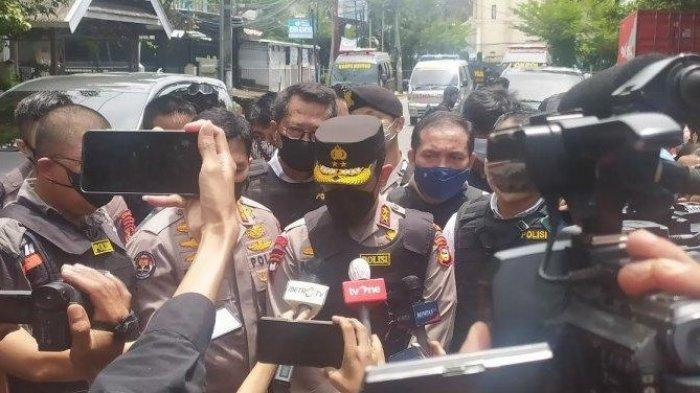 Korban Bom di Makassar, Pelaku Meninggal Dunia, 9 Orang Warga Alami Luka