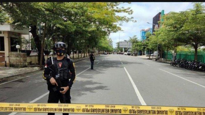 Sosok Pelaku Bom Bunuh Diri di Gereja Katedral Makassar: Ada 2 Orang, Keduanya Bagian dari JAD