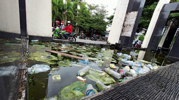 Sampah Berserakan di Taman Pahlawan Nasional, Ini Jawaban DLHP Ambon