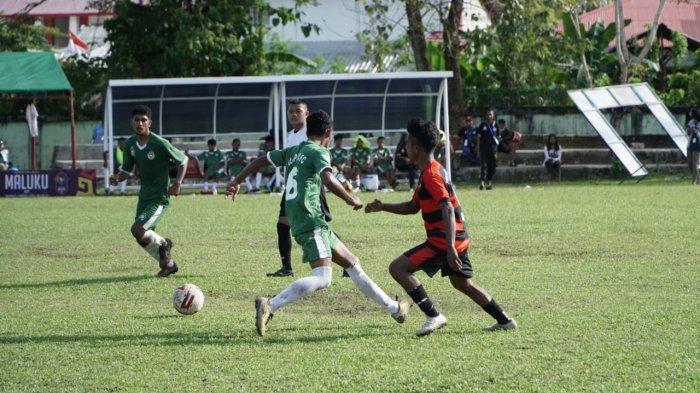 Tulehu United Tekuk Hila Putra di Liga 3 Maluku