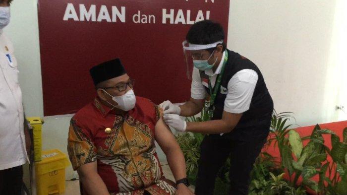 3230 Vial Vaksin Untuk Maluku, Ini Sasaran Vaksinasi Tahap Kedua