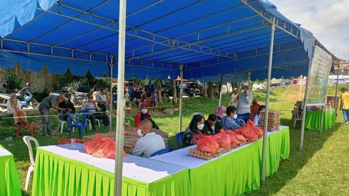 Disperindag Kota Ambon Gelar Pasar Murah, 750 Paket Sembako Siap Dijual di Hari Pertama