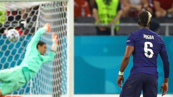Perancis Tersingkir dari Euro 2020, Tinggalkan Dua Catatan Buruk