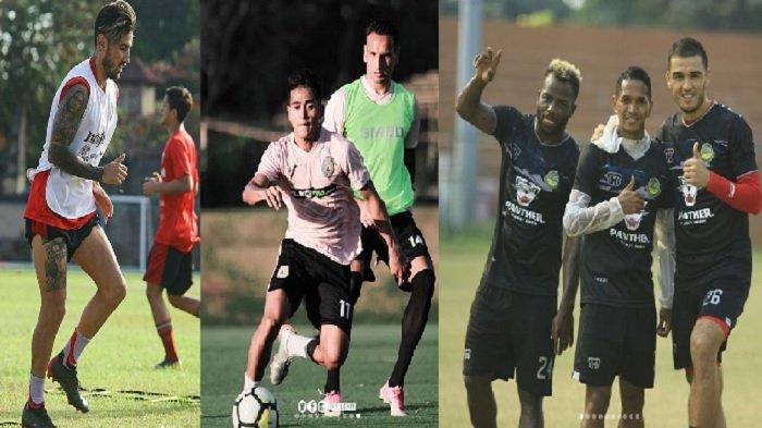 3 Laga Liga 1 2019 Jadwal Bola Hari Ini Jumat, Berebut Puncak Klasemen, Rekor PS Tira, Zona Merah