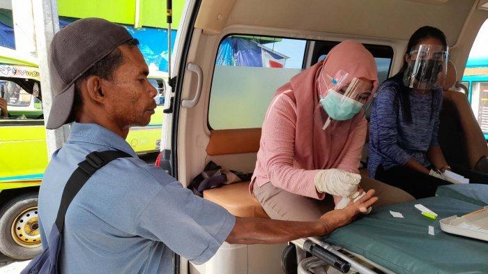 Catat, 4 Hari Lagi Ada Rapid Test Antigen Gratis di Lapangan Tahapary