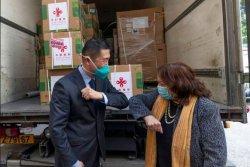 China Sumbang 100 Ribu Dosis Vaksin Covid-19 untuk Palestina