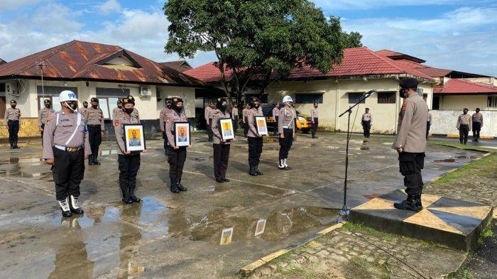 9 Anggota Polda Maluku Dipecat Tidak Hormat, Ada yang Terlibat Penganiyayaan hingga Asusila