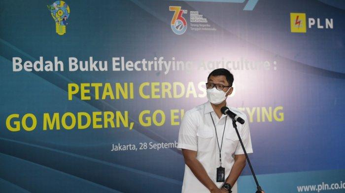 Wakil Direktur Utama PLN, Darmawan Prasodjo