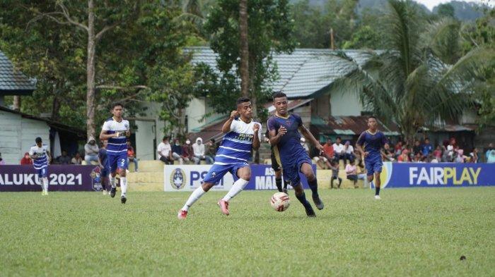 Siwalima FC Menang Tipis atas Bupolo di Laga Terakhir Fase Grup B Liga 3 Maluku