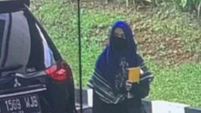 Identitas ZA Wanita Terduga Teroris di Mabes Polri, Usia 25 Tahun dan Mahasiswa Drop Out