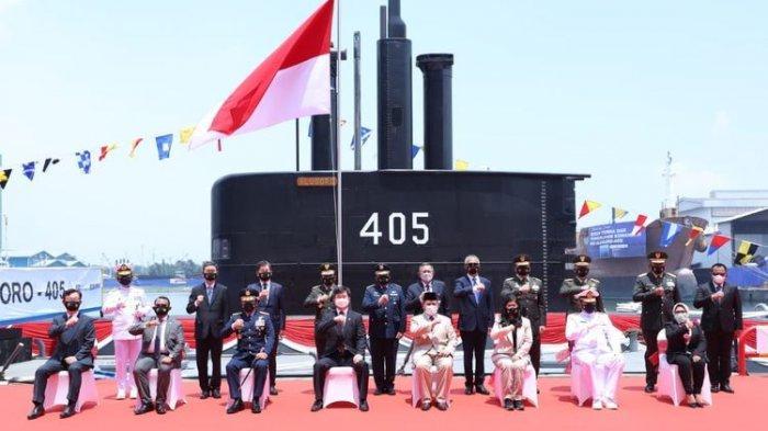 Prabowo Segera Datangkan 8 Kapal Perang Fregat Buatan Italia