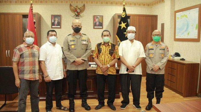 Dikunjungi IKM, Kapolda Maluku Sebut Kejahatan di Ambon Tak Sebanyak Kota Lain