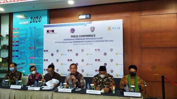Selamatkan Aset Negara, Pemerintah Serahkan 390 Sertifikat untuk PLN Wilayah Maluku & Maluku Utara