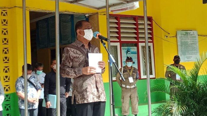 Wali Kota Buka Tes CPNS 2021 Tingkat Kota Ambon