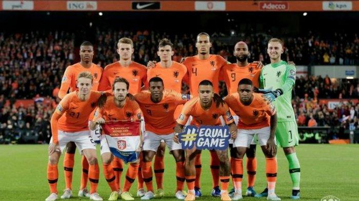 Bedah Kekuatan Grup C Euro 2020: Adangan Berat Menanti Belanda