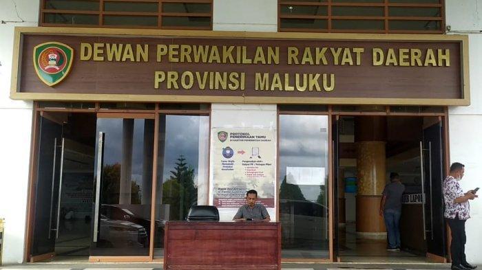 Kantor DPRD Maluku Ditutup Total Selama PPKM Mikro