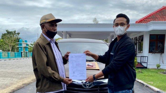 Kelengkapan Berkas Sudah Terpenuhi, Kejari Buru Kembalikan Satu Mobil Dinas Milik Pemda Bursel