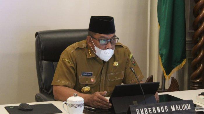 Keluhkan APBD Maluku Sangat Kecil, Murad Ismail Sebut Pemerintah Pusat Tak Adil