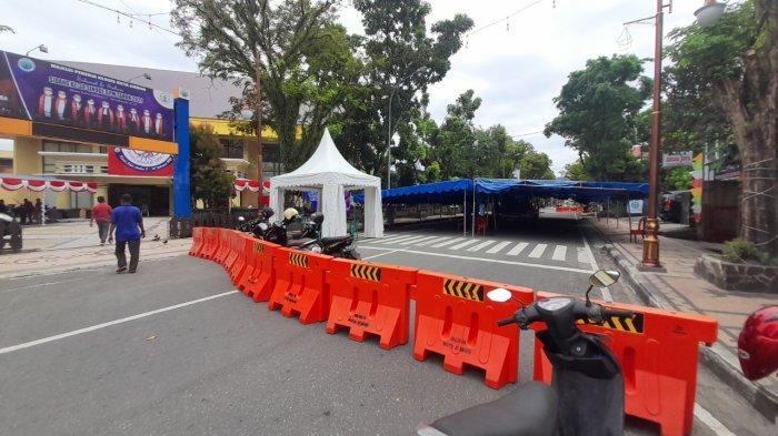Jalan Pattimura Ambon Ditutup Selama Sidang Sinode GPM ke-38, Berikut Jalur Alternatif